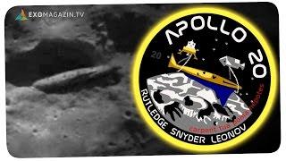 APOLLO 20 - Geheime Mission zum Mond? | ExoMagazin