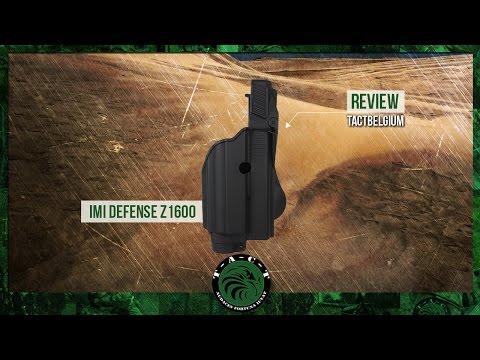 REVIEW - IMI Defense Z1600