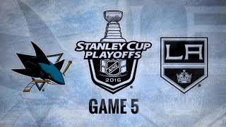 Donskoi scores twice in Sharks' series-clinching win
