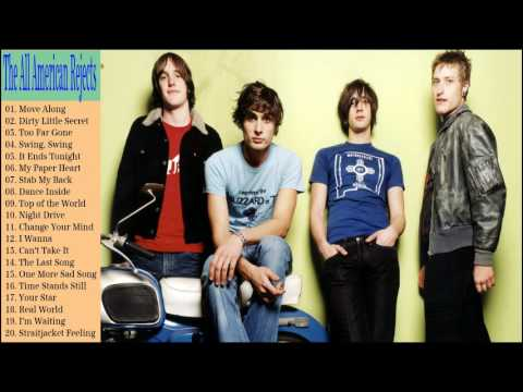 The Very Best of  The All American Rejects 2017 (Full Album)