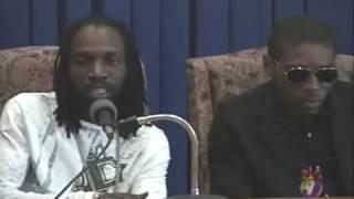 Jamaica TVJ: Vybz Kartel and Mavado Peace meeting at Jamaica House