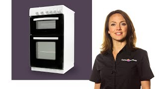Logik LFTG50W16 50 cm Gas Cooker - White | Product Overview | Currys PC World