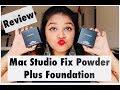 Mac Studio Fix Power + Foundation (Honest Hindi Review)