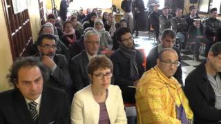 Valenciennes Conference Inter religieuse H 264