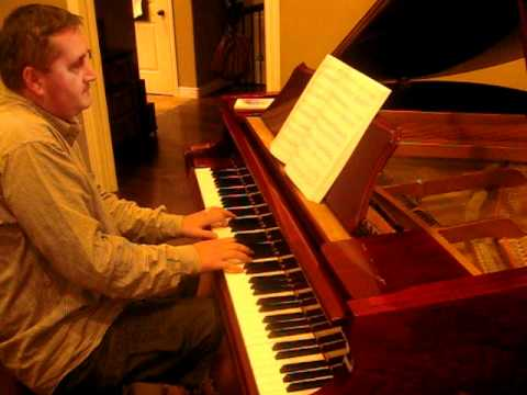 Joe Higgins plays Vesuvius by David Lanz