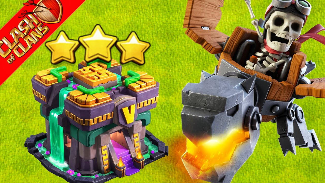 Dragon Riders Op ! Clash of Clans - COC