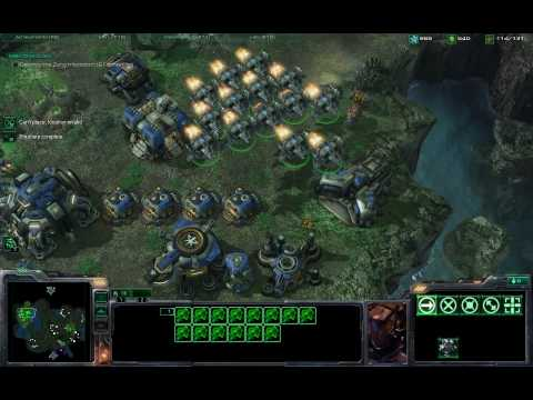 Haven's Fall HARD With All Achievements StarCraft 2: Wings of Liberty Pt 2