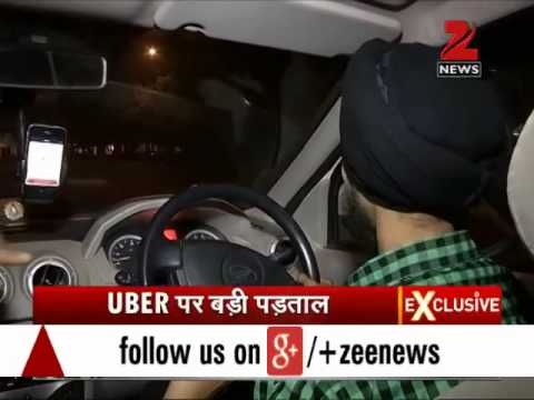 Uber cabs ply on Delhi roads unabated