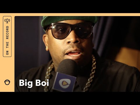 Big Boi: Speakeasy (interview)