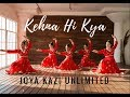 """Kehna Hi Kya"" Bollywood Dance Cover 
