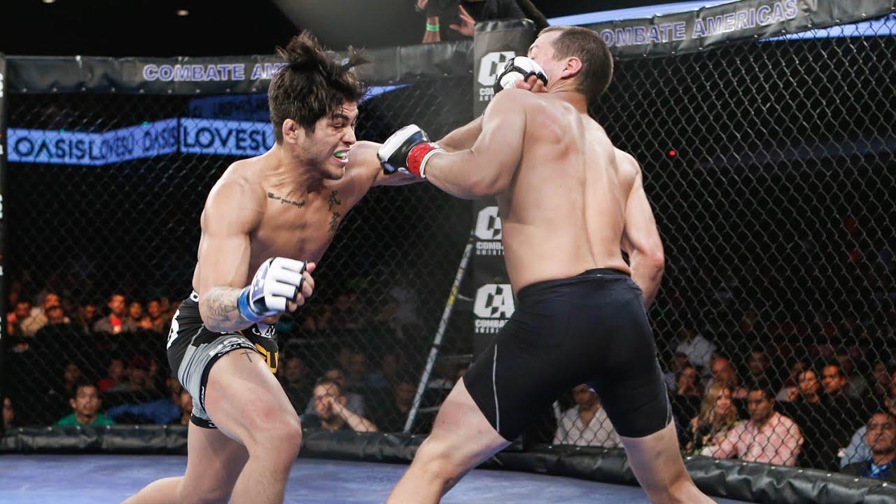 John Castaneda vs Kevin Moreyra Full Fight | MMA | Copa Combate 2017
