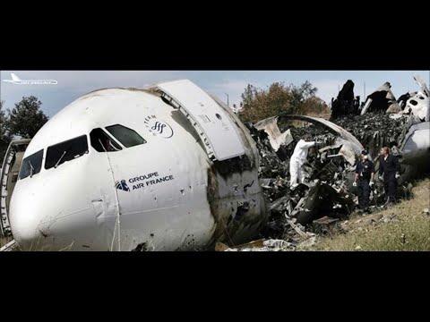 FS2004  - Miracle Escape (Air France Flight 358)