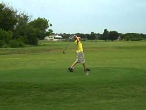John Stroud golf 2 June 2012