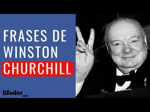 Las 100 Mejores Frases De Winston Churchill Con Imágenes