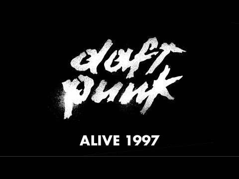 Daft Punk - Alive 1997 (Official audio)