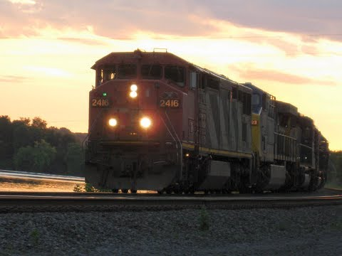 HiDef: SOO, DME, CITX, CN, and Lots of Action on the Mohawk Sub. 7-15-11.