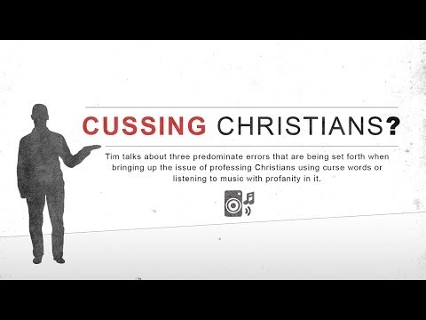 Cussing Christians? - Tim Conway