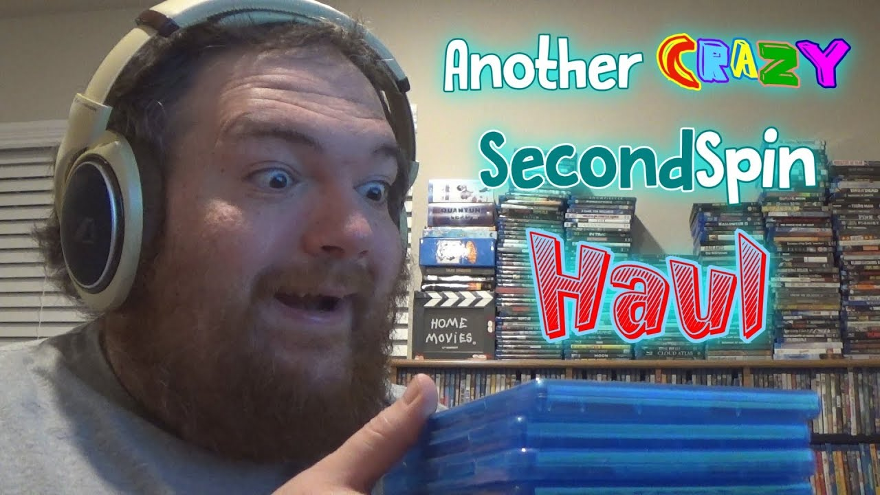 Another Crazy Secondspin Haul