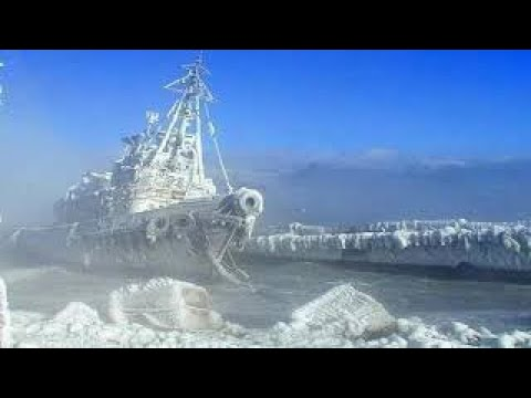 Arctic Ghost Ship - HMS Terror and Erebus - Franklin Expedit