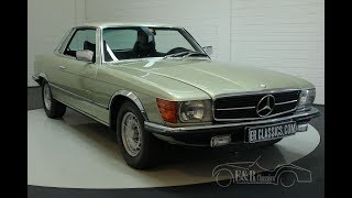 Mercedes Benz 450 SLC 1976 -VIDEO- www.ERclassics.com