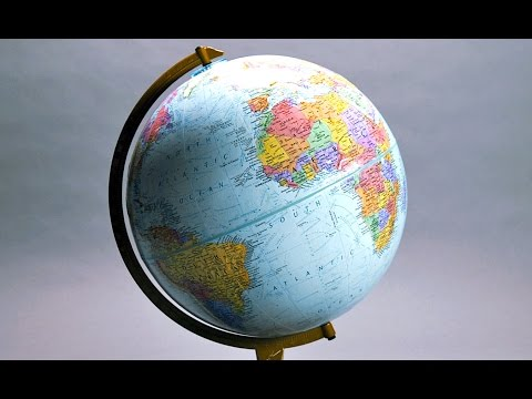 How a Replogle Globe is made - BrandmadeTV