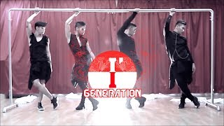 Miss A (????) - Hush (??) Dance Cover by Mr A (I'GENERATION Boys) MP3