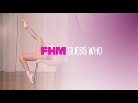 FHM February 2016 Guess who