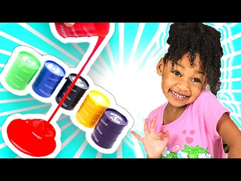 Kids Learning - Learn Colors with Surprise Eggs for Children, Toddlers | Best Learning Colors Video