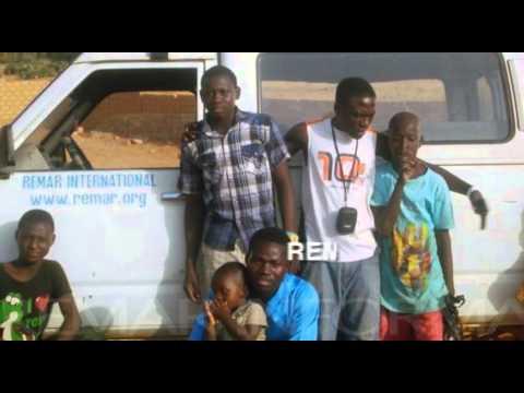Remar Informa de la construcción de un poblado Niger