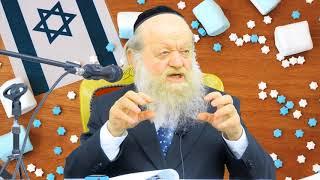 הרב יוסף בן פורת -  בן גוריון ביקש להתחזק באמונה! - יום העצמאות 2018