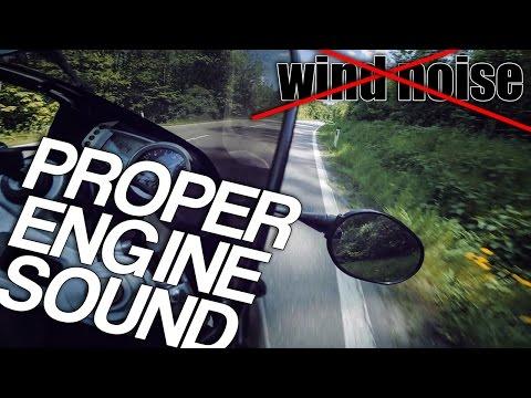 Triumph Daytona  EARGASM [RAW Onboard]