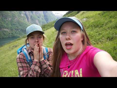 Fieldwork in Sogn og fjordane part 2