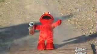 Elmo's explosive demise
