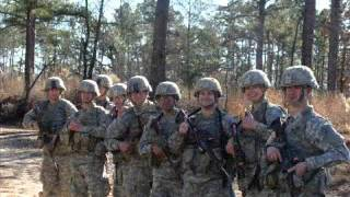 US Army Infantry school