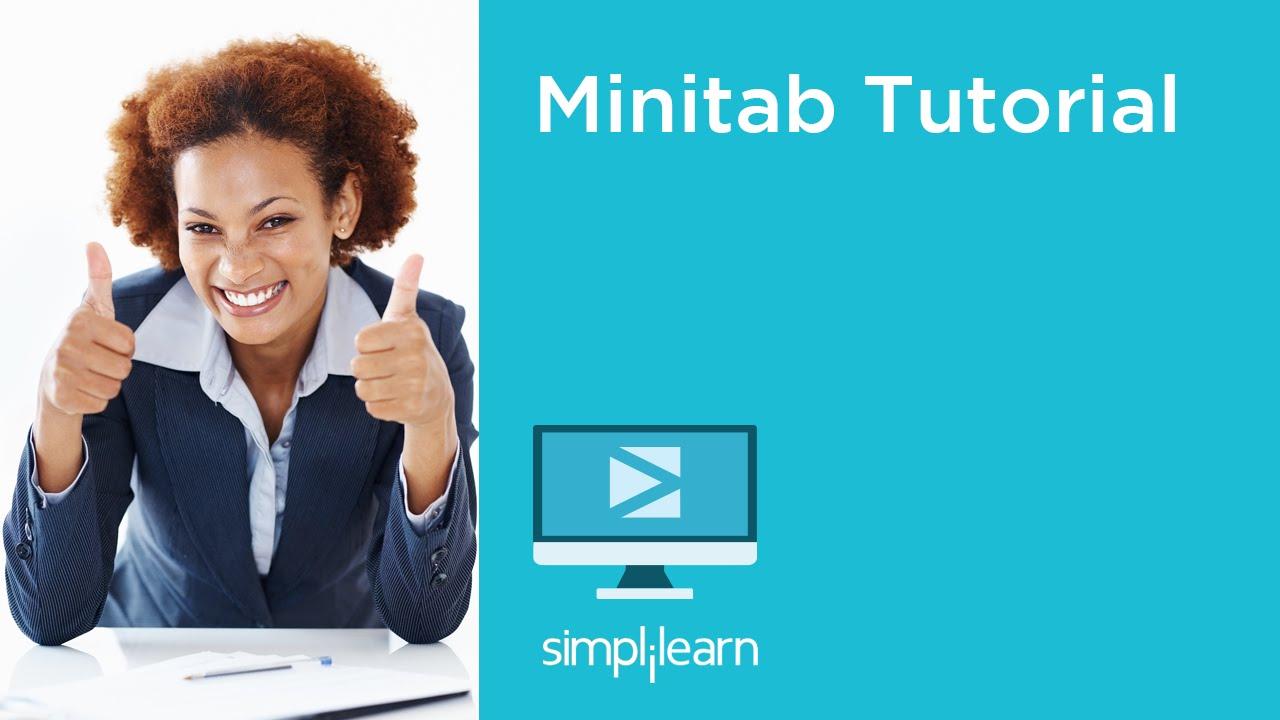 minitab tutorial