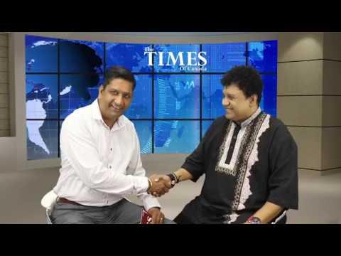 Shrikant Narayan Interview