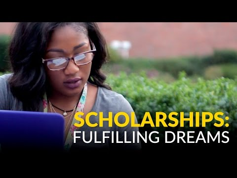 TJC Scholarships: Fulfilling Dreams