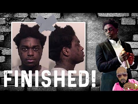 Kodak Black Gets Hit With A LIFE SENTENCE And Here Is Why...