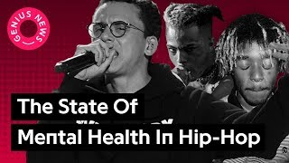 How Logic, Lil Uzi Vert, And XXXTENTACION Put Mental Health Center Stage In Hip-Hop | Genius News