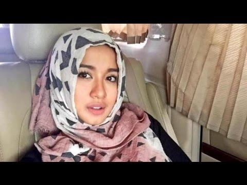 Tutorial Hijab Laudya Cynthia Bella Youtube
