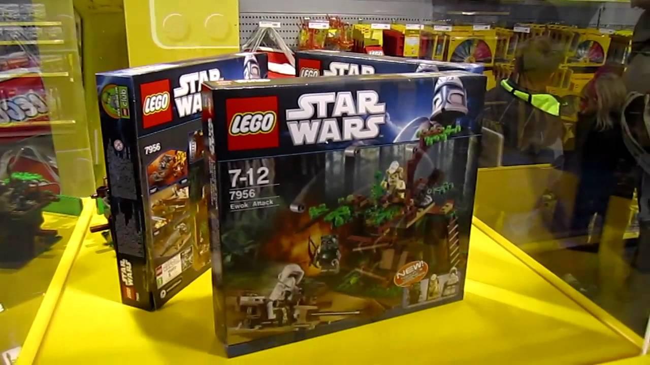 LEGO Shop, LEGOLand Denmark - YouTube