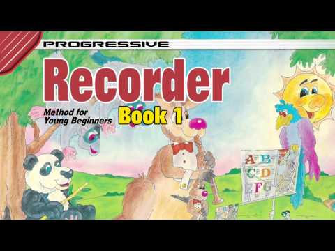 How to Play Recorder for Kids - Recorder Lessons for Kids Book 1