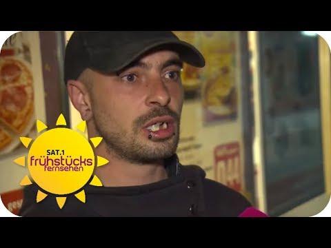 DROGEN & PROSTITUTION: So GEFÄHRLICH ist es im TIERGARTEN BERLIN   SAT.1 Frühstücksfernsehen   TV