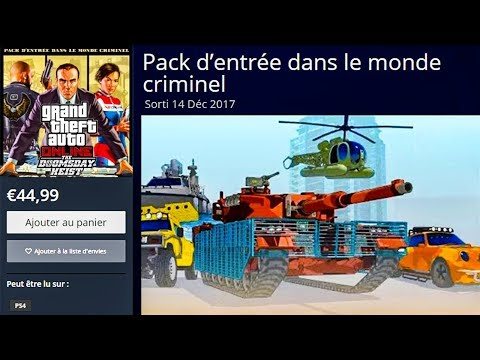 ROCKSTAR CONFIRME LE PACK MONDE CRIMINEL ! GTA 5 ONLINE