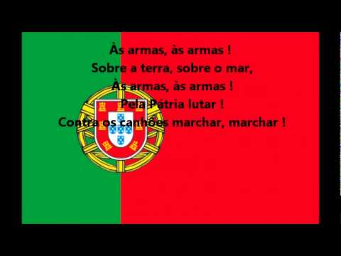 Hymne national du Portugal