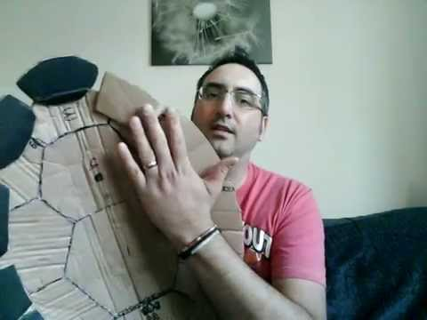 Tmnt turtle shell costume build part 1 youtube solutioingenieria Image collections