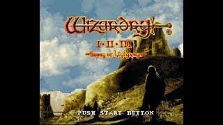 [BGM] [SFC] ウィザードリィ ストーリーオブリルガミン  [Wizardry I・II・III ~Story of Llylgamyn~]