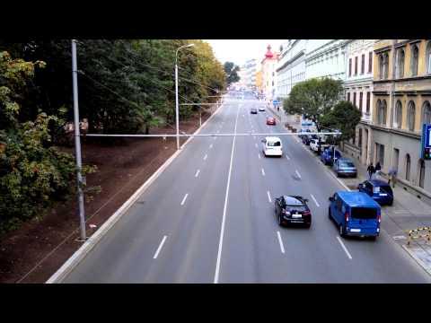 Alcatel One Touch Scribe HD - video natočené mobilem