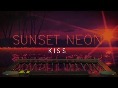 Sunset Neon  Kiss Prince
