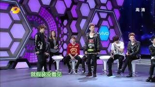[Full/1080P HD] 130406 Super Junior M Happy Camp 快樂大本營